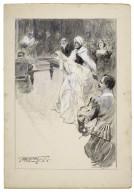 Othello at the Lyric Theatre, 20 Dec. 1902 [graphic] / T. Walter Wilson, R.I.