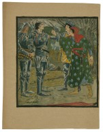 A miscellaneous scene, possibly from King Henry V [graphic].