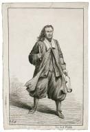 Macklin as Shylock (1775) [graphic] / A.H.W.