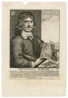 Wenceslaus Hollar [graphic] / Ie. Meyssens, pinxit et excudit ; [Hollar, sculp.]