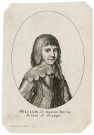 William of Nassau, borne Prince of Orange [graphic] / W. Hollar fecit Londini.
