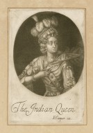 The Indian queen [graphic].