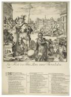 La feste des trois rois aux Invalides.
