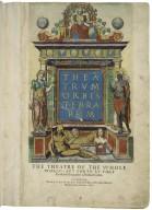 [Theatrum orbis terrarum. English]