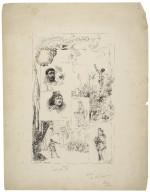 Verdi's Otello at the Lyceum, 1889 [graphic] / M. Smargiassi.