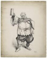 Mr. Aynsley Cook as Falstaff [graphic] / M. Stretch, Feb. 15, 1878.
