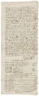 Letter from Luke Wakefield to Walter Bagot