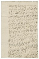 Letter from Thomas Woodhouse, Chester, to the Earl of Shrewsbury?