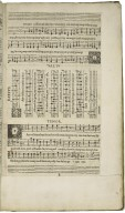 The first booke of songes or ayres of foure parts with tableture for the lute.