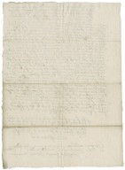 Petition of inhabitants of Bromley and Bromley Hurst to Richard Bagot