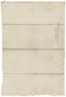 Petition of Walter Fowler to Robert Devereux, Earl of Essex