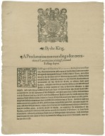 [Proclamations. 1632-06-24] By the King. A proclamation commanding a due execution of lawes, concerning Lent and fasting dayes.