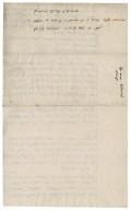 Martin Man's notes on Elizabeth and Richard (?) Newton