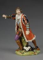 [Edmund Kean as Richard III] [realia]