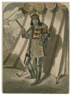 Edwin Booth as Richard III