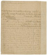 Letter from Charles Seymour, Duke of Somerset, London, to Jacob Tonson I : autograph manuscript signed