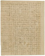 Letter from Charles Seymour, Duke of Somerset, to Jacob Tonson I : autograph manuscripts signed