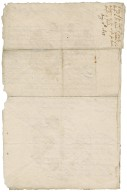 Letter from Edmund Sheffield, Earl of Mulgrave, Derby House, to Colonel Sir Hardress Waller : true copy