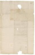 Letter from Robert Bennet, Jr. to Robert Bennet, his father, Hexworthy