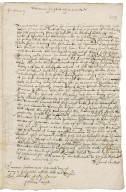 Affidavits of Thomas Millet of Lezant, John Randle of St. Thomas touching the serving of the writ of execution of the decree made in Chancery