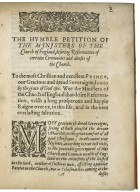 The ansvvere of the vicechancelour, the doctors, both the proctors, and other the heads of houses in the Vniversitie of Oxford: