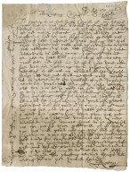 Letter from D. Rattray to Patrick Rattray of Craighall, Edinburgh