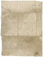 Letter from William Fullerton to Patrick Rattray of Craighall