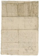 (a) Receipt from James Lord Coupar to Robert Crichton, Minister of Essie (b) Receipt from John Lord Lindores to Master John Crockat of Easter Rattray