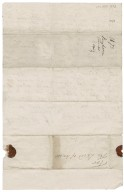 Letter from Earl of Kinghorne to Patrick Rattray of Craighall, Edinburgh
