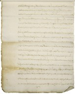 Letters patent addressed to the lords of the Admiralty outlining the jurisdiction of the Court of Admiralty, and citing statutes determining it : copy