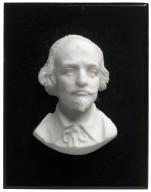 Shakespeare carved in salt