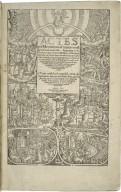 [Actes and monuments] Actes and monuments of matters most speciall and memorable, happenyng in the Church, ...