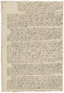 A draft of an account of Anabaptists living in and about Guildford, Surrey. Written 1566-1570.
