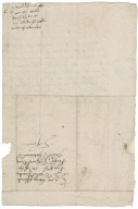 Great Britain. Privy Council. Warrant addressed to Sir Thomas Cawarden.