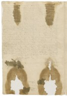 Great Britain. Privy Council. Letter signed by six members. To the sheriff and justices of the peace of Surrey. Hatfield.