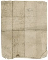 Letter from David Lindsay of Edzell to Sylvester Rattray of Craighall, Edinburgh