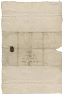 Letter from J. Crichton to Sylvester Rattray of Craighall, Whitehall