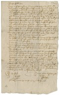 Letter from James Hay to David Rattray of Craighall, Edinburgh