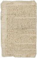 Letter from John Ogilvy to David Rattray of Craighall, Edinburgh