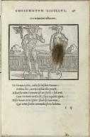 Andreae Alciati Emblematum libellus, nuper in lucem editus.