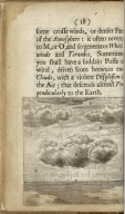 A discourse concerning the origine and properties of vvind. With an historicall account of hurricanes, and other tempestuous winds. By R. Bohun Fellow of New Coll: in Oxon.