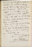 Autograph letters to Clement Mansfield Ingleby signed from various correspondents [manuscript], 1864-1880.