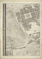 An exact survey of the cities of London and Westminster, the borough of Southwark, with the country near ten miles round; begun in 1741, finished in 1745, and publish'd in 1746, acording to Act of Parliament, by John Rocque, land-surveyor: engrav'd by Richard Parr, and printed by W. Pratt. = Urbium maxime insignium Londini et Westmonasterii, nec non municipii Sudovercencis. ... delinatio ichnographica anno 1741 incotrata 1745 absoluta a Johanne Rocque, topographo. = Carte topographique de [sic] villes de Londres, Westminster, et bourg de Southwark et de leurs environs, leve [sic] tres exactement sur les lieux, en 1741, achevee en 1745, et publie [sic] selon une [sic] acte parlement en 1746. Par Jean Rocque.
