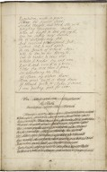 Miscellany poems with two plays by Ardelia [manuscript], [ca. 1685-1702].
