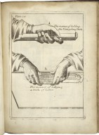 Mechanick exercises: or, the doctrine of handy-works. Applied to the art of printing. The second volumne [sic]. By Joseph Moxon ...
