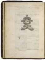 VVorkes of armorie, deuyded into three bookes, entituled, the concordes of armorie, the armorie of honor, and of coates and creastes, collected and gathered by Iohn Bossewell Gentleman.