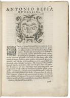 Imprese illustri di diuersi / co i discorsi di Camillo Camilli, e con le figure intagliate in rame di Girolamo Porro Padouano