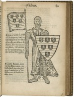 VVorkes of armorie, deuided into three bookes, entituled, the concordes of armorie, the armorie of honor, and of cotes and creastes, collected and gathered by Iohn Bossewell Gentleman.