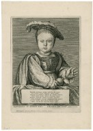 Edward Prince of Wales. Wenceslaus Hollar after Hans Holbein. [graphic]