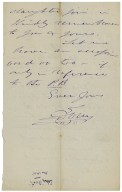 Autograph letters signed from Edwin Booth to various recipients [manuscript], 1858-1893.